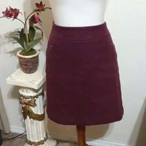 Beautiful Fall Skirt by Ann Taylor Loft